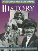 Great African Americans in History