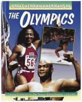 Great African Americans in the Olympics