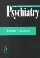 Little Black Book of Psychiatry (The Little Black Book)