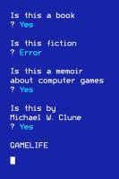 Gamelife: A Memoir