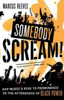 Somebody Scream!