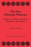 The First Christian Histories