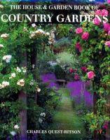 The House & Garden Book of Country Gardens