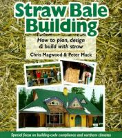 Straw Bale Building