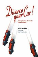 Divorce your Car!