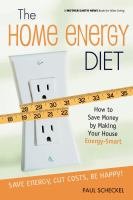 The Home Energy Diet
