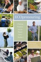 Ecopreneuring