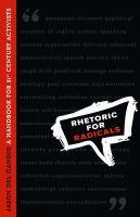 Rhetoric for Radicals