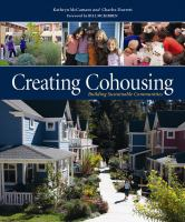 Image: Creating Cohousing