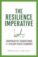 The Resilience Imperative