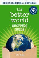 The Better World Shopping Guide