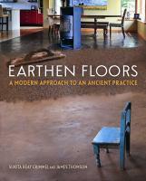 Earthen Floors