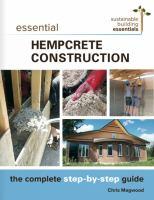 Essential Hempcrete Contruction