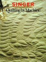 Quilting by Machine