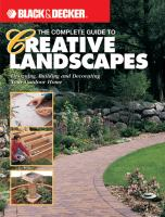 The Complete Guide to Creative Landscapes