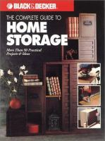 The Complete Guide to Home Storage
