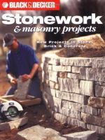 Stonework & Masonry Projects