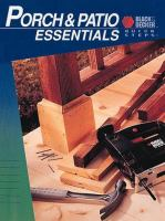 Porch & Patio Essentials