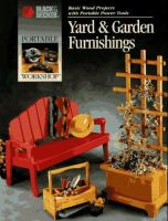 Yard & Garden Furnishings
