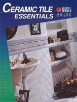 Ceramic Tile Essentials