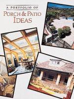 A Portfolio of Porch & Patio Ideas