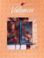 Valances, Etc