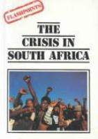 The Crisis in South Africa