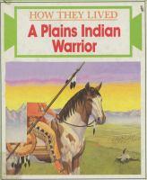 A Plains Indian Warrior