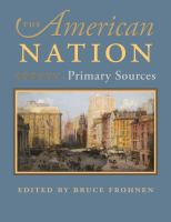 The American Nation
