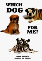 Which Dog for Me?