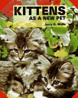 Kittens as A New Pet