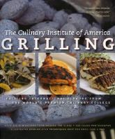 The Culinary Institute of America Grilling
