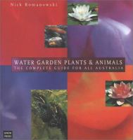 Water Garden Plants and Animals