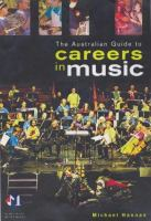 The Australian Guide to Careers in Music