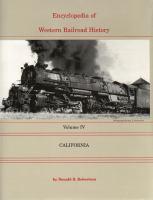 Encyclopedia of Western Railroad History