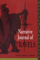 Schoolcraft's Narrative Journal of Travels