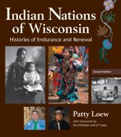 Cover of Indian Nations of Wisconsi