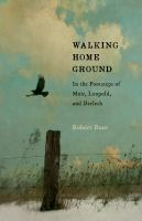 Cover of Walking Home Ground: in th
