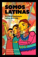 Cover of Somos Latinas: Voices of W
