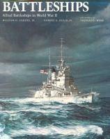 Allied Battleships in World War II