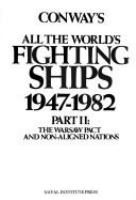 Conway's All the World's Fighting Ships, 1947-1982