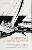 Nautical Etiquette and Customs