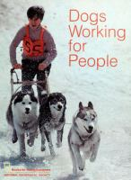 Dogs Working for People