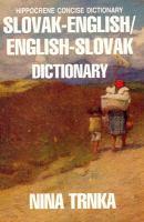 Slovak-English, English-Slovak dictionary