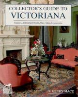 Collector's Guide to Victoriana