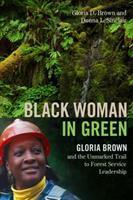 Black Woman in Green