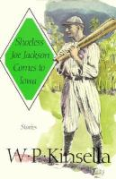 Shoeless Joe Jackson Comes to Iowa
