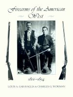Firearms of the American West, 1866-1894