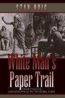 White Man's Paper Trail
