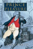 Prince of Pleasure